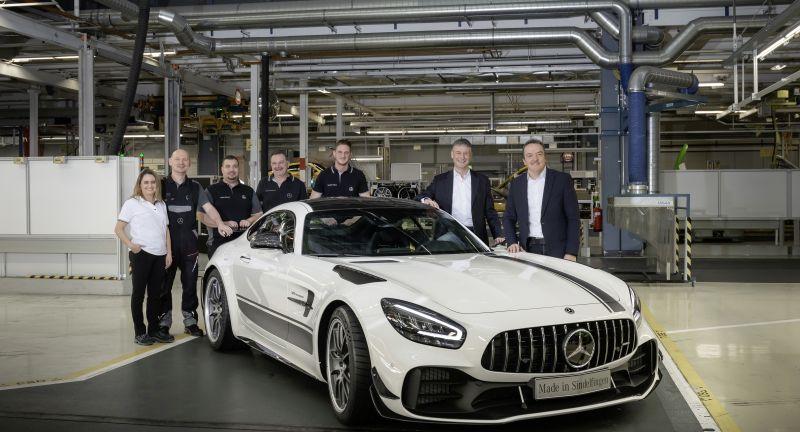 Daimler Global MediaSite, Unternehmen, Standorte, 03 - 2019, Die Startampel steht auf Grün: Produktionsstart des neuen Merce, 2019, Sindelfingen, Pressemitteilungen nach Jahren