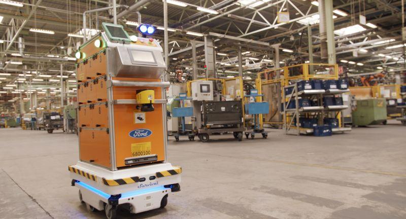 Auto, Selbstfahrender Roboter, Survival, Zulieferindustrie, Transport