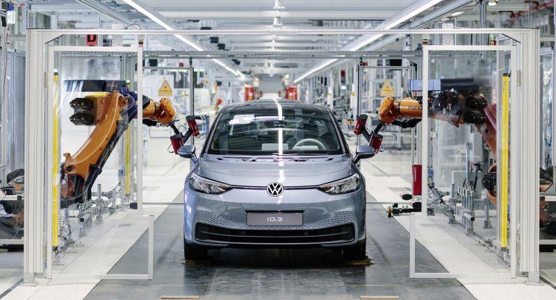 vw elektroauto elektromobilitaet elektro auto produktion