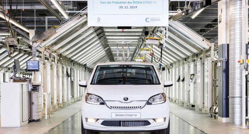 SKODA CITIGOe iV, Elektromobilität, Auto, Neue Produkte