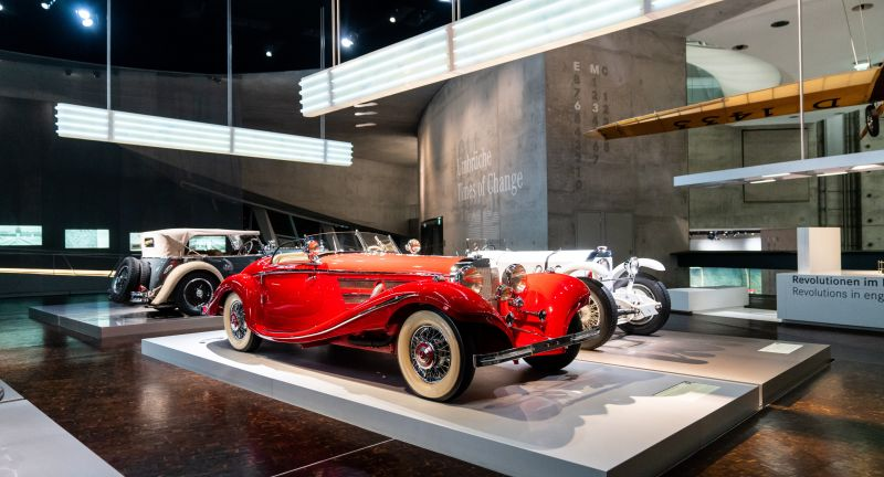 Mercedes-Benz Cars, 01 - 2020, Daimler Global MediaSite, Mercedes-Benz Classic, Mudguards: Automotive beauty and dirt on the road, Heritage Venues, MediaSite, Events, Press Releases sorted by years, Mercedes-Benz Museum, 2020, Classic
