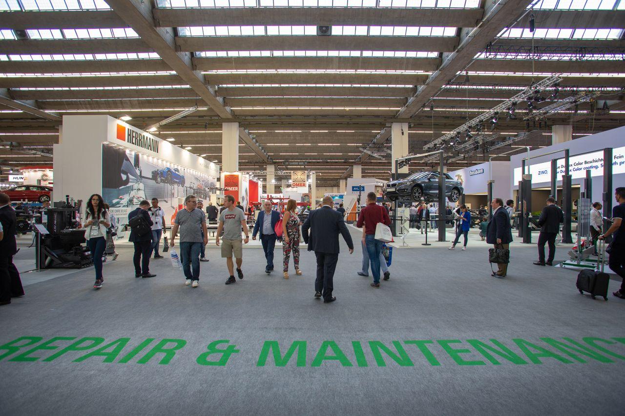 Die Automechanika Frankfurt findet erst 2021 statt | Kfz ...
