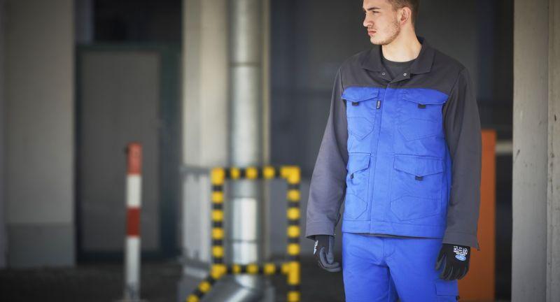 Berufskleidung, Berufsbekleidung, Arbeitskleidung, Arbeitsbekleidung, Move, Baustelle